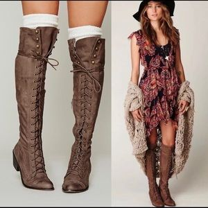 JEFFREY CAMPBELL FREE PEOPLE JOE DEAD STOCK NWOT 9